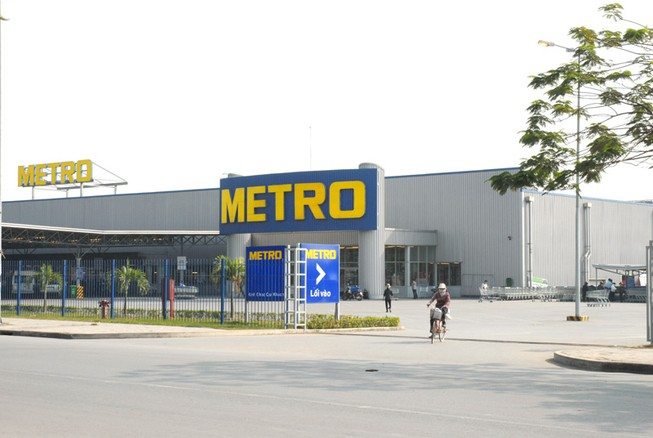 Bộ Tài chính truy thu Metro hơn 1.900 tỉ đồng tiền thuế