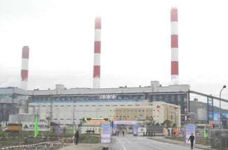EVN phát điện nhà máy nhiệt điện tân tiến hàng đầu thế giới