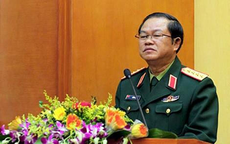 Tổng tham mưu trưởng quân đội trúng cử phó chủ tịch Quốc hội