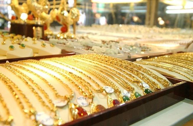 Sau nghỉ lễ, giá vàng giảm mạnh