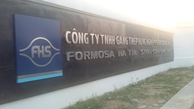 Kết thúc kiểm tra môi trường tại dự án Formosa - Vũng Áng