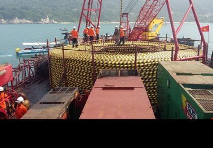 Đảo Cù Lao Chàm sẽ có điện lưới vào tháng 9-2016