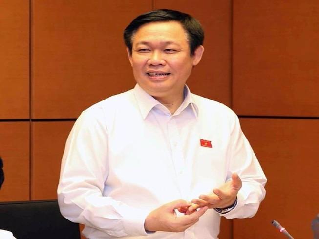 PTT Vương Đình Huệ: Dứt khoát không nới trần nợ công