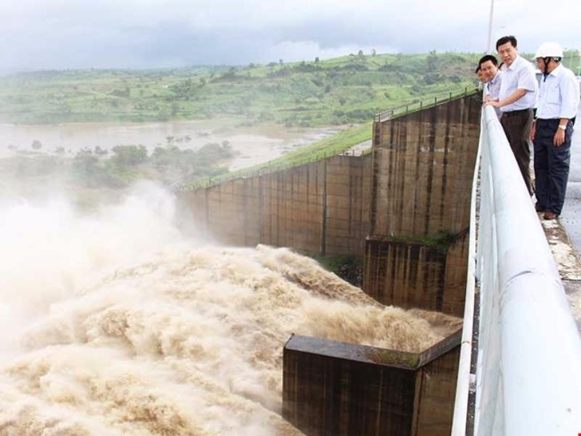 Thủy điện An Khê xả lũ không báo với chủ tịch tỉnh