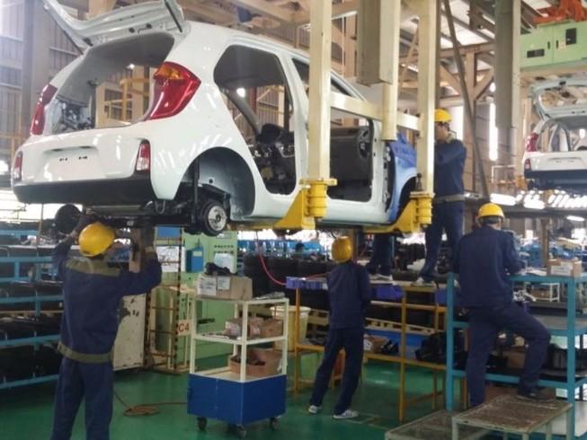 Bổ sung sản xuất ô tô vào kinh doanh có điều kiện