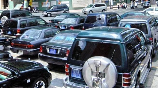 Ô tô công tăng trên 2.100 chiếc, ai dùng nhiều nhất?