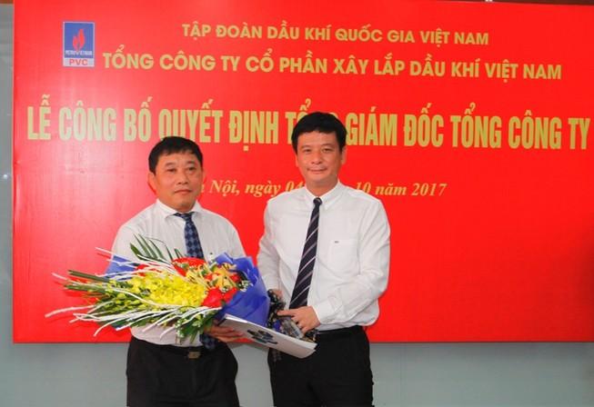 Điều động ông Nguyễn Đình Thế làm tổng giám đốc PVC