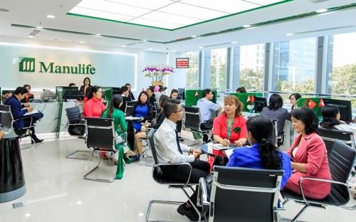 Năm 2015, Manulife Việt Nam tăng trưởng kỷ lục 69%