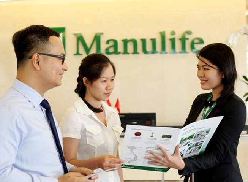Manulife Việt Nam đón nhận nhiều giải thưởng