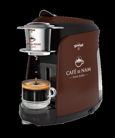Trải nghiệm cà phê truyền thống từ Phin Điện CAFÉ de NAM