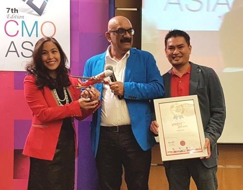 Vietjet được vinh danh là thương hiệu tuyển dụng tốt nhất Châu Á
