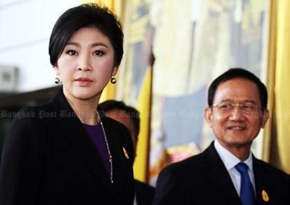 Cựu Thủ tướng Thái Lan Yingluck kiện ngược tổng chưởng lý