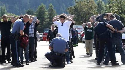 Xả súng trong trường ở Mỹ: 10 người chết, 20 người bị thương
