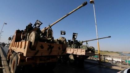 3.000 quân khủng bố trốn sang Jordan vì sợ Nga không kích