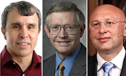 Giải Nobel Hóa học 2015 đã có chủ