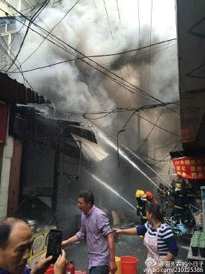 Nổ gas tại Trung Quốc, 17 người chết