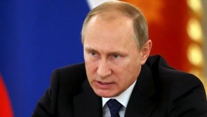 Putin 'mỉa mai' chiến dịch chống khủng bố ở Syria của Mỹ