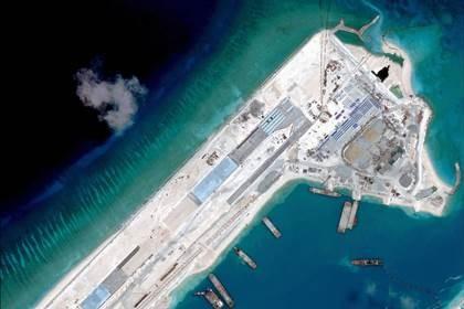 Mỹ tuần tra biển Đông để 'kiểm tra' lời hứa của ông Tập