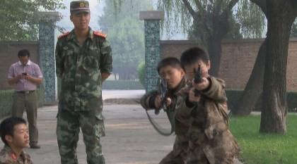 Trại cai nghiện game và Internet cho trẻ em ở Trung Quốc