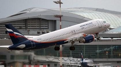 Nga cấm công chức đi công tác bằng hãng bay nước ngoài