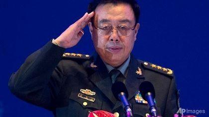 Trung Quốc tuyên bố không dùng vũ lực ở biển Đông