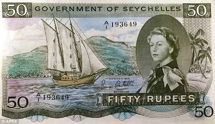 Một tờ tiền có chữ 'sex' nằm ẩn bên trong