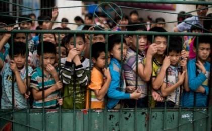 Ba học sinh Trung Quốc giết chết cô giáo, cướp tài sản