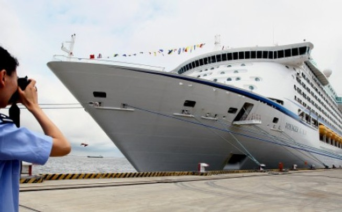 Trung Quốc đóng 5 du thuyền có kích thước gấp đôi tàu Titanic