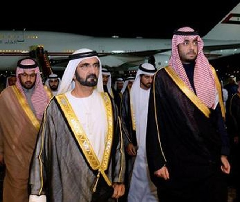 Hoàng tử Ả Rập Saudi bị kiện bạo hành, giam giữ người làm