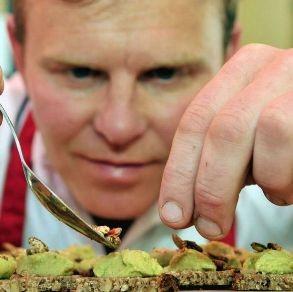 Khai trương nhà hàng côn trùng đầu tiên ở xứ Wale