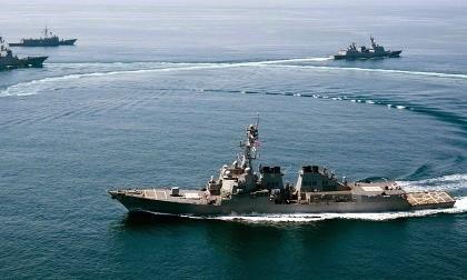 Trung Quốc cảnh báo Australia không nên 'bắt chước' Mỹ ở biển Đông