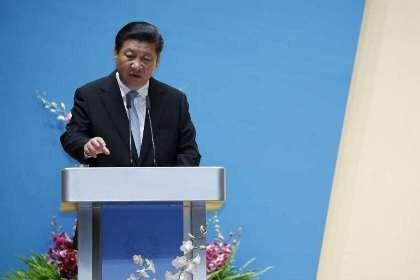 Sang thăm Singapore, ông Tập Cận Bình nói biển Đông là của Trung Quốc