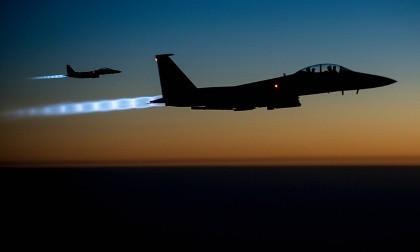 Máy bay không người lái Mỹ rơi ở Kuwait