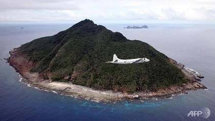 Nhật phát hiện tàu do thám Trung Quốc tiếp cận quần đảo Sensaku