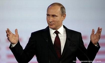 Tổng thống Putin không tham dự APEC ở Philippines