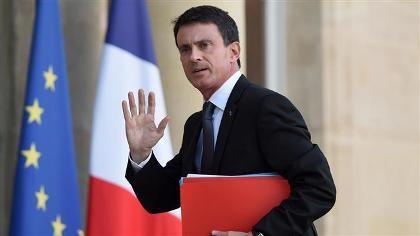 Thủ tướng Pháp cảnh báo quân khủng bố có thể tấn công Pháp lần nữa