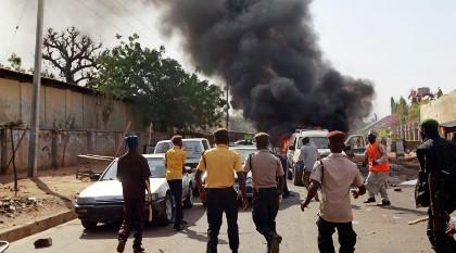 Nổ chợ: Ít nhất 32 người chết, 80 người bị thương