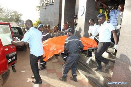 Khủng bố khách sạn Mali: Trung Quốc xác nhận ba công dân nước này thiệt mạng