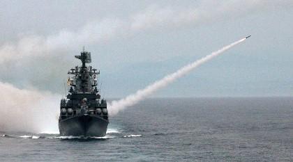 Nga điều chiến hạm tới Syria, 'hứa hẹn' tiêu diệt mọi mục tiêu thù địch
