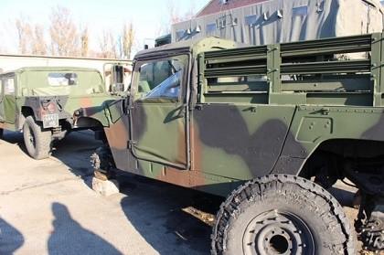 Mỹ viện trợ vũ khí phế thải cho Ukraine?