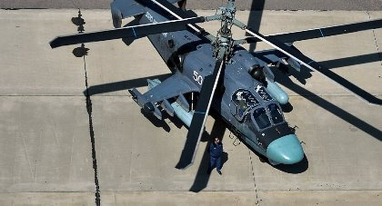 Nga cử siêu trực thăng 'Cá sấu' và 'Thợ săn đêm' đến Syria