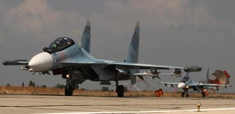 Nga mở căn cứ không quân thứ hai tại Syria