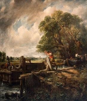 Bức tranh phong cảnh làng quê bán với giá 311 tỉ đồng