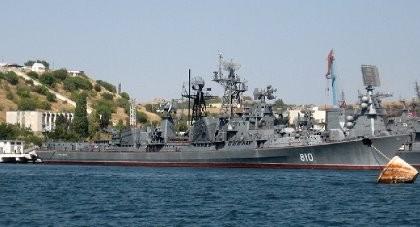 Nga cảnh báo sẽ 'mạnh tay hơn' nếu tàu Thổ tiếp tục gây rối