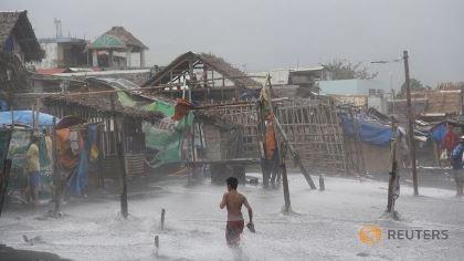 Chín người thiệt mạng, năm người mất tích trong siêu bão Melor
