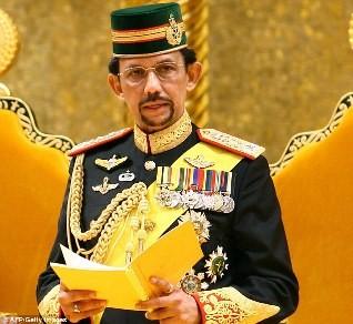 Brunei: Tổ chức lễ Giáng sinh có thể ngồi tù năm năm