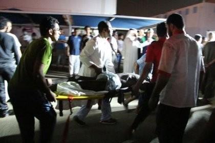 Cháy bệnh viện Saudi Arabia: 25 người chết, 107 người bị thương