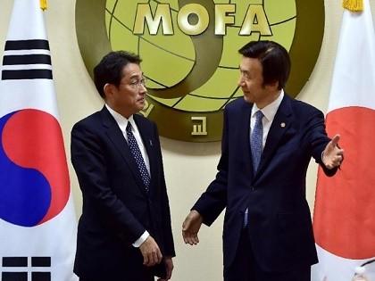 Nhật-Hàn đạt thỏa thuận lịch sử về vấn đề 'nô lệ tình dục'