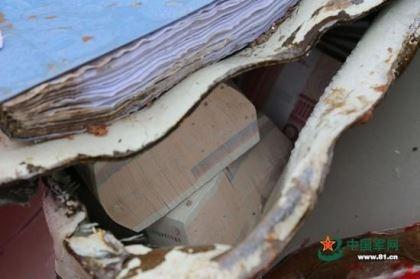 Đào được 6,3 tỉ đồng trong đống đổ nát ở Thâm Quyến