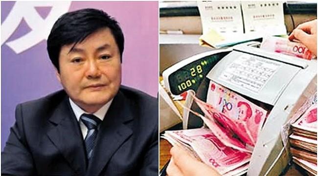 Quan tham Trung Quốc giấu 30 triệu USD tiền mặt trong nhà